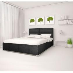 Кровати с обивкой