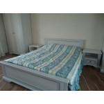 Вайт Кровать 140 (каркас)