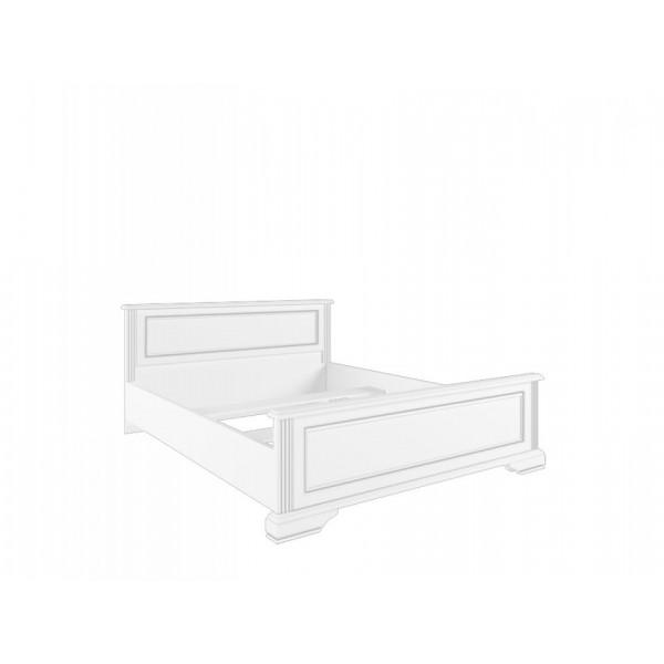 Вайт Кровать 160 (каркас)