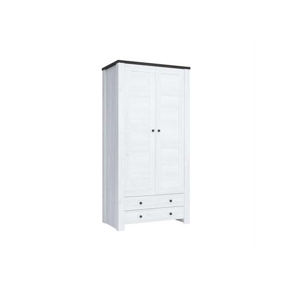 АНТВЕРПЕН Шкаф для одежды 2D2S