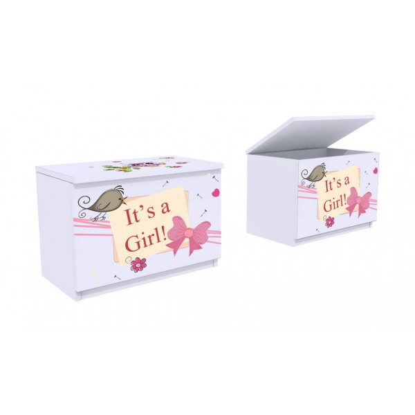 Ящик для игрушек (650)